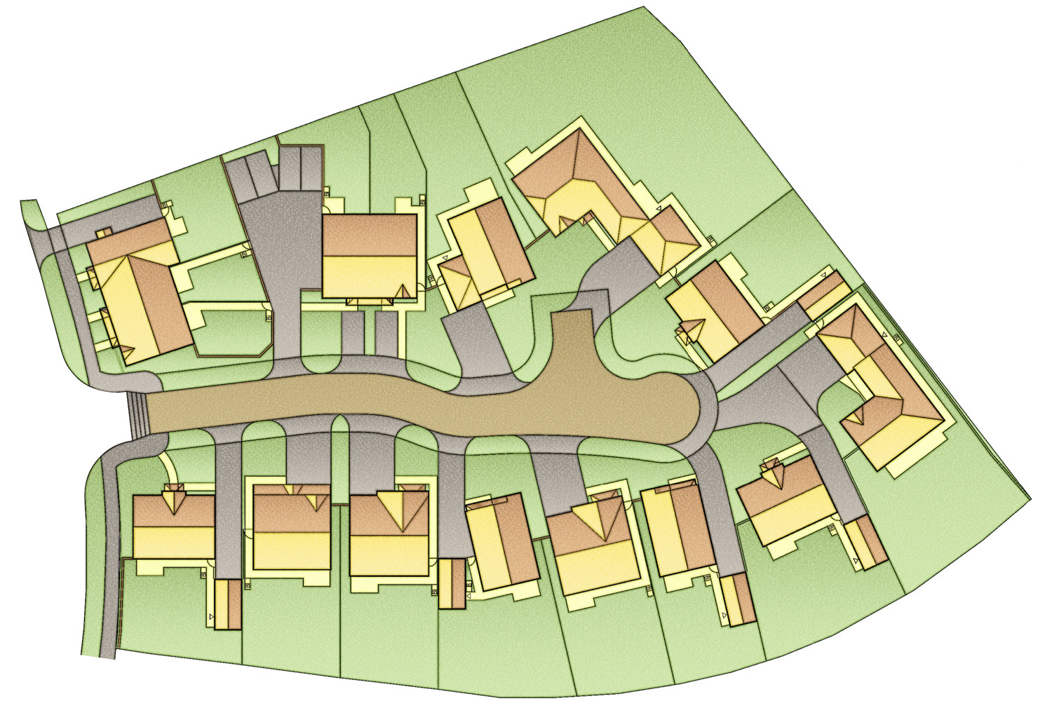 Eddisbury Park development plan